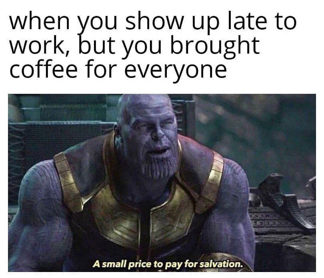 The Hero We All Deserve Coffee Meme Coffeesesh Memes Funny Memes Comedians Jokes