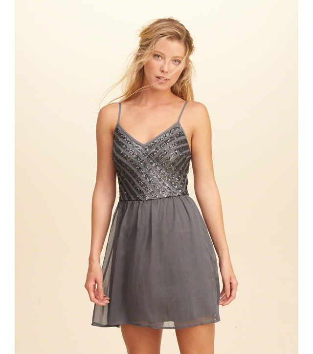 Hollister Shine Skater Dress  More Ways to Save (Online Only) $11.24 (hollisterco.com)