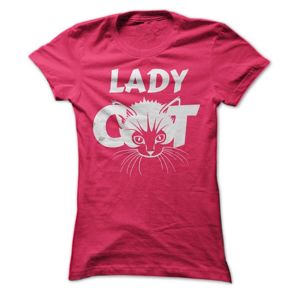Lady Cat T Shirts Hoodies Check Price Httpssunfrog