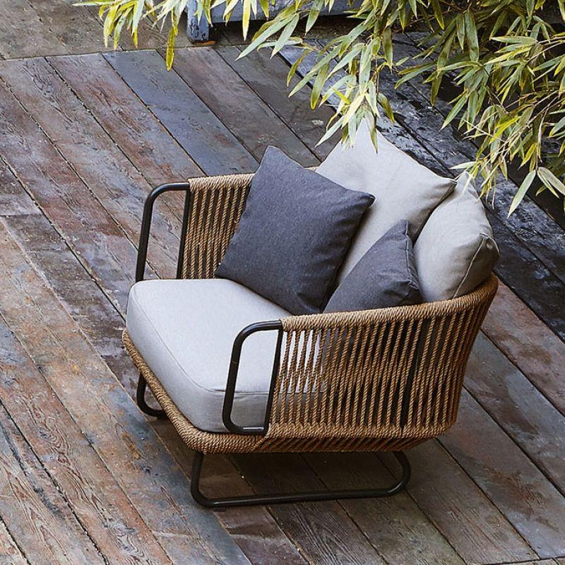 varaschin babylon loungesessel 92 cm varaschin in 2019 lounge sessel garten und sessel. Black Bedroom Furniture Sets. Home Design Ideas