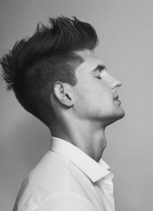Pompadour Hairstyle Tumblr Wedding Planning Estilos De Pelo