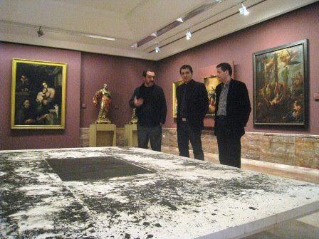 ABC DE LA MAR MENOR: Presentación de 'Belfegor, el eco de la sombra'
