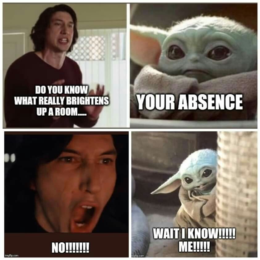 Pin By Sienna On Bb Yoda Funny Star Wars Memes Yoda Funny Yoda Meme