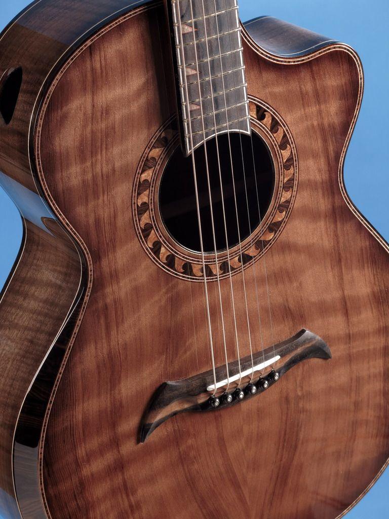 New Edwinson 000 Consort Venetian Acoustic Guitar Acoustic Guitar Art Guitar Design