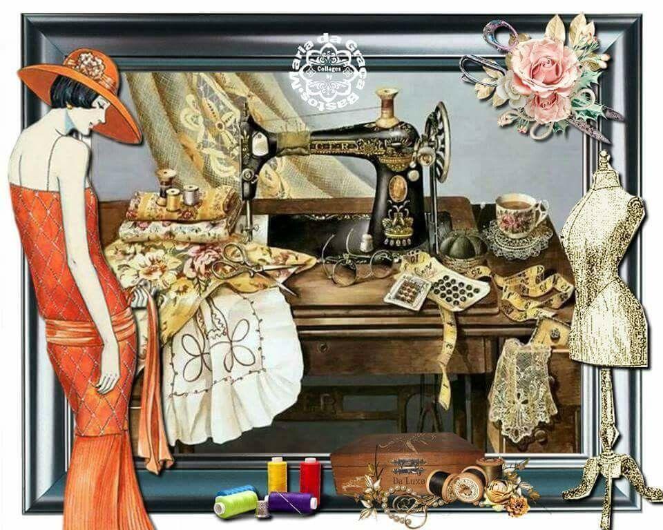 юмор картинки со швейной тематикой родов она