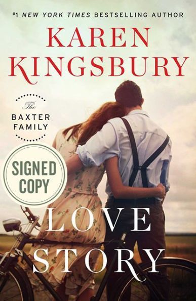 Love Story (Signed Book)