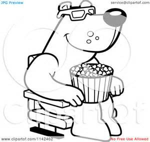 Movie Theater Coloring Pages Movie theater, Movies, Theatre