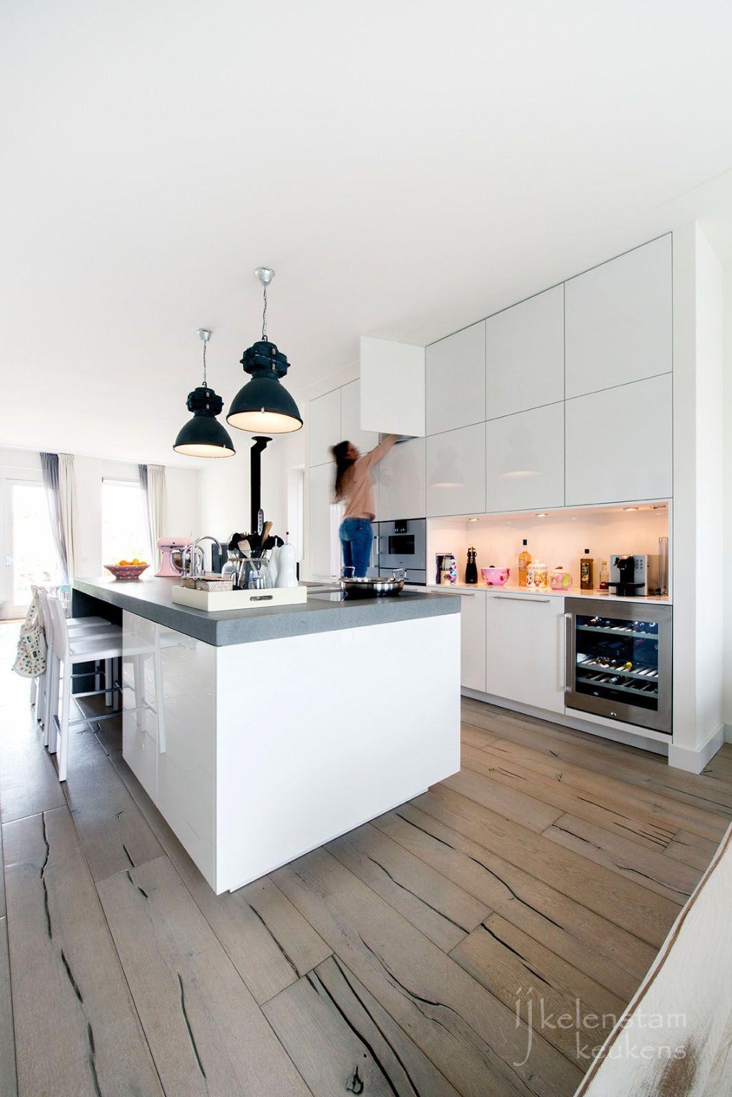 Poggenphol kitchen ijkelenstam keukens kitchen inspo pinterest