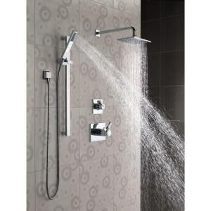 Delta Vero 1 Spray Slide Bar Hand Shower In Chrome 57530 With