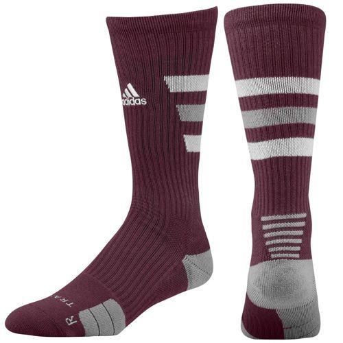fd50b3bd8 adidas Team Speed Traxion Crew Socks | Fitness Things | Socks, Crew ...