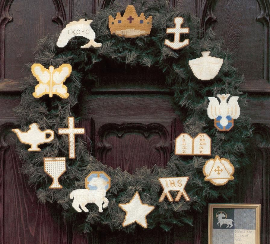 Is A Christmas Tree A Religious Symbol: Chrismons And Christian Symbols