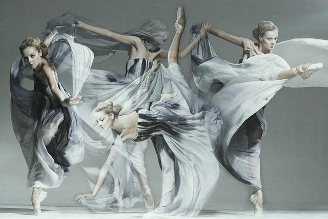 Ballet in motion, shot by Jan Masny