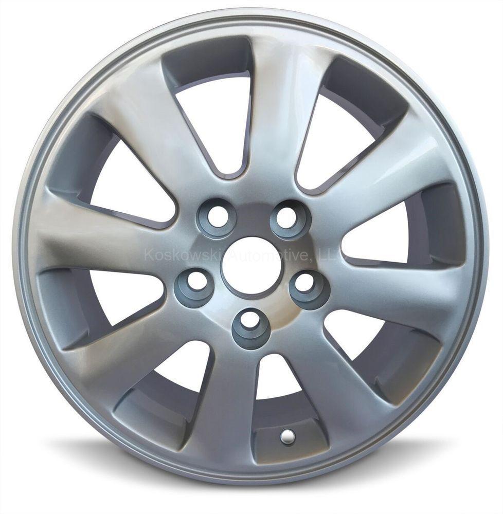 New 16 Aluminum Rim Fits Toyota Camry 07 08 09 10 11 Alloy Wheel Roadready Toyota Camry Rims For Cars Aluminum Rims