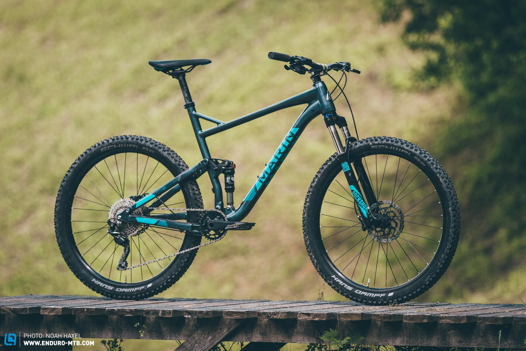 First Look Marin Hawk Hill Affordable Trail Bike For 1300