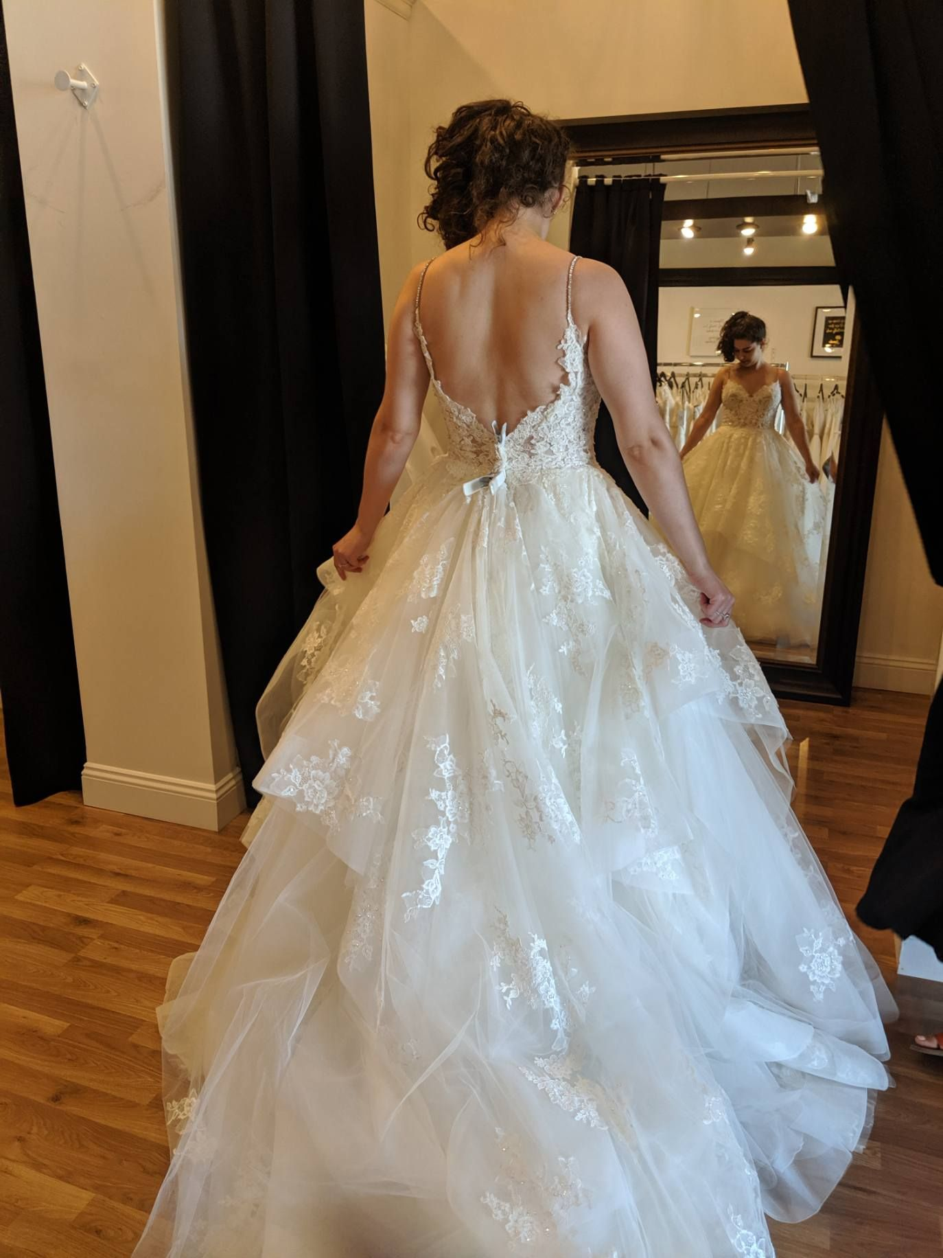 Bought My Dress Today Absolutely Obsessed Posted By Bbutterfly01 Wedding Wedding Dresses Lace Dresses Wedding