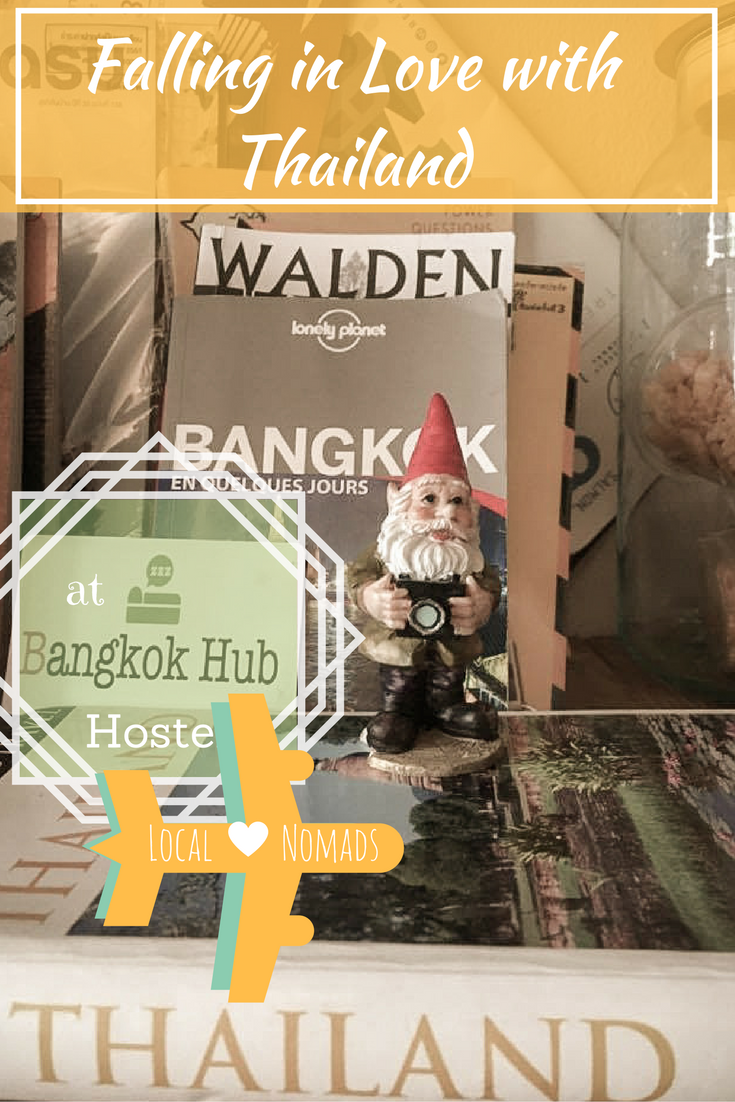 Our first few hours in Bangkok were easily some of the most stressful, frustrating moments we've encountered in the past month. Luckily all of our stress disappeared when we FINALLY checked into our lovely room at Bangkok Hub Hostel.