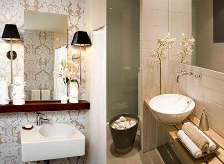 lavabos pequenos designs - Google Search **Small guest bathroom - lavabos pequeos