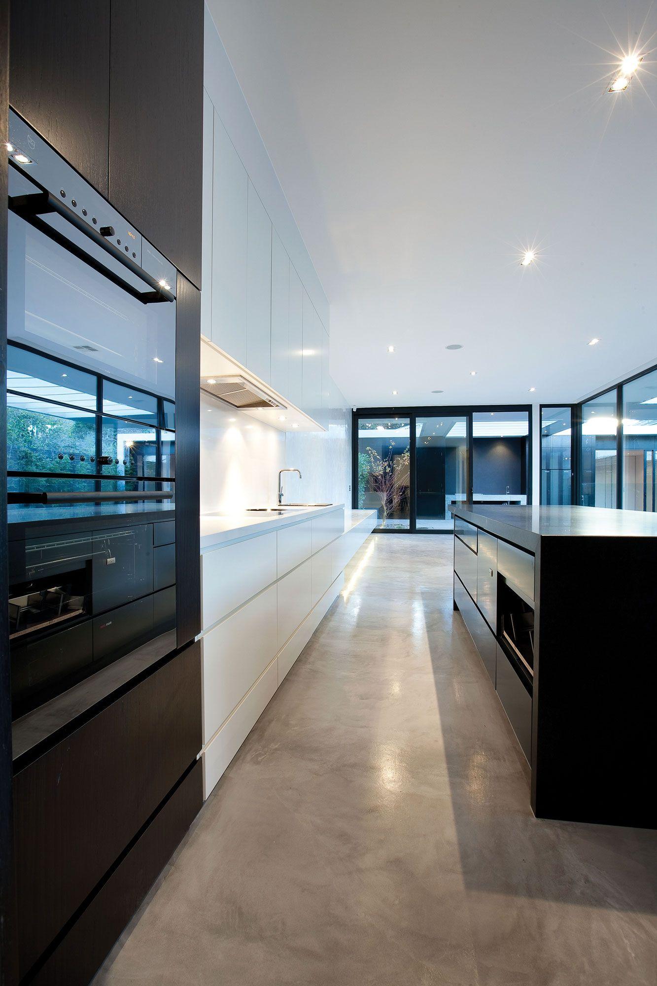 www.canny.com.au ph: (03) 8532 4444 Sleek modern kitchen #sleek ...