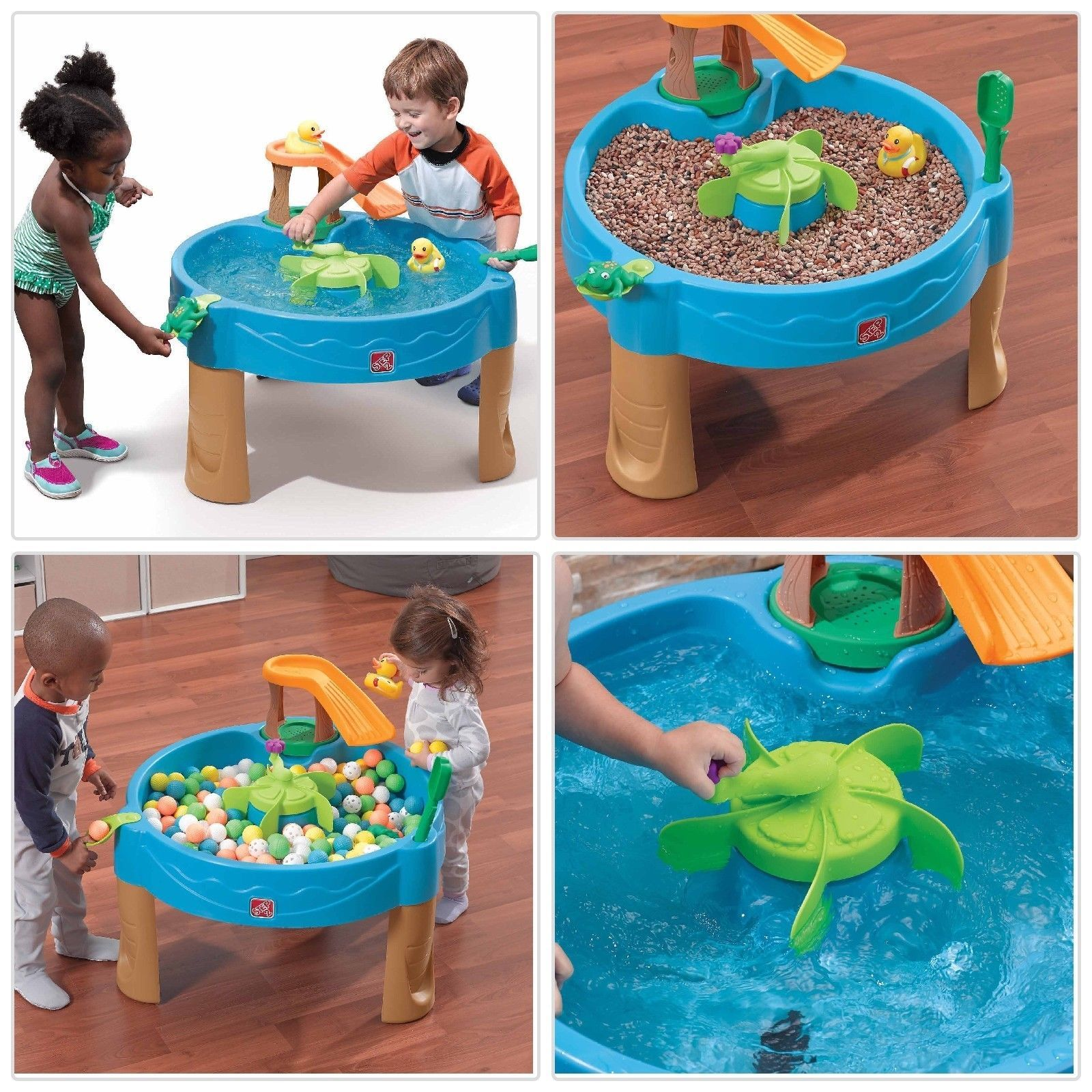 Toys images for kids  Duck Pond Water Table Toddler Splash Play Frog Water Toys Kids