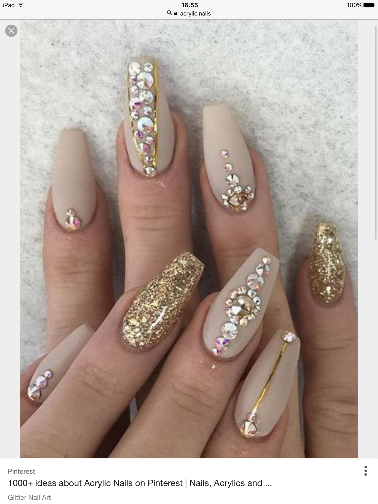 Pin by Marissa Jade on My Nail Glam | Pinterest | Classy nails ...