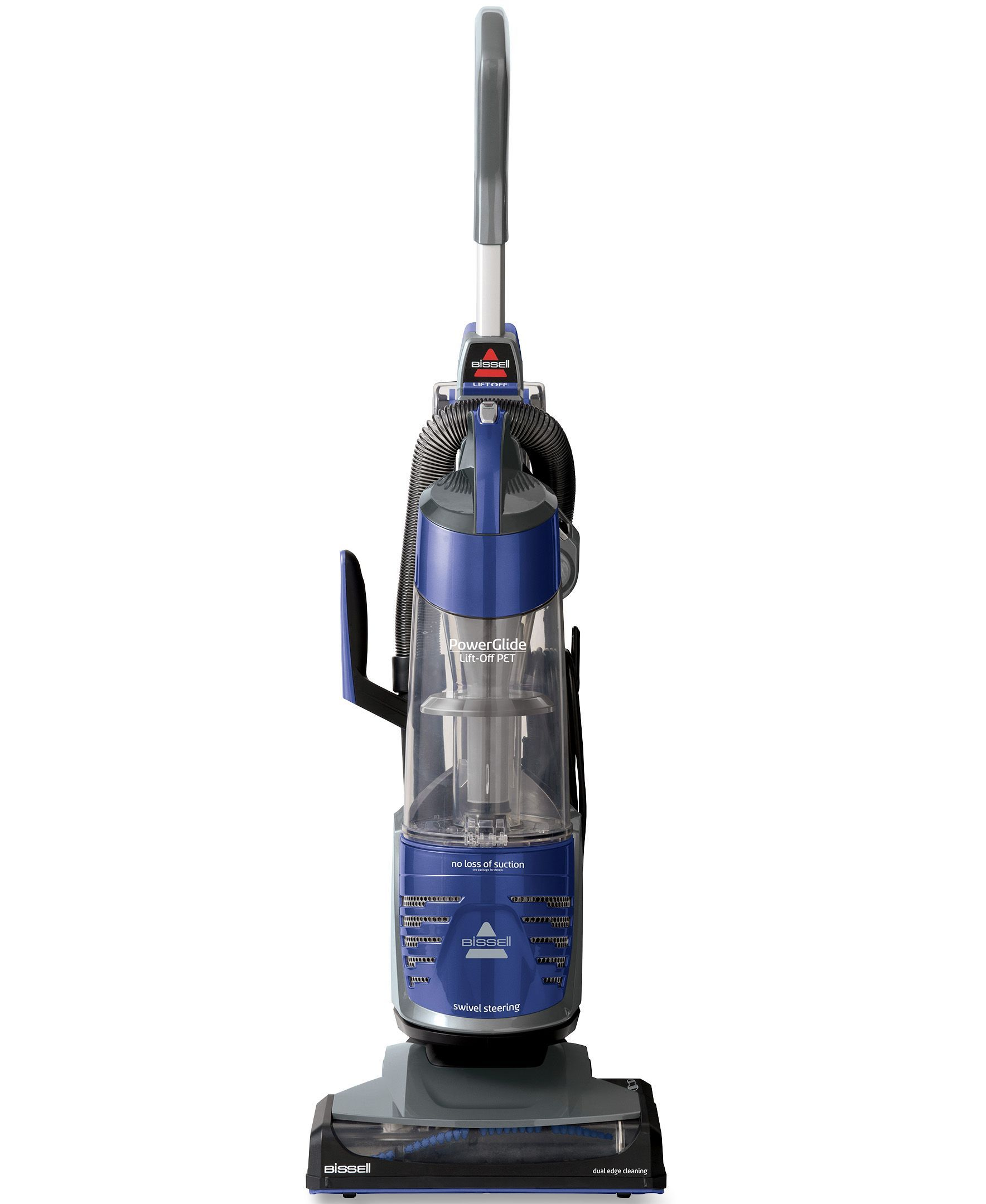Bissell 2763 Powerglide Deluxe Pet Vacuum With Lift Off Technology