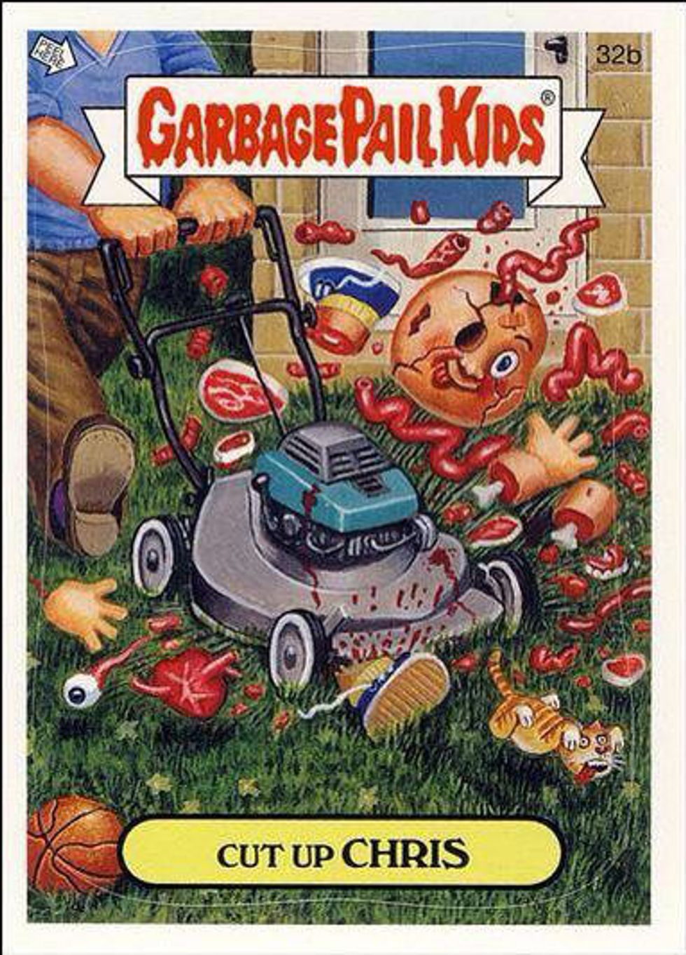 16 Things I Miss From My Childhood Garbage Pail Kids Garbage Pail Kids Cards Garbage
