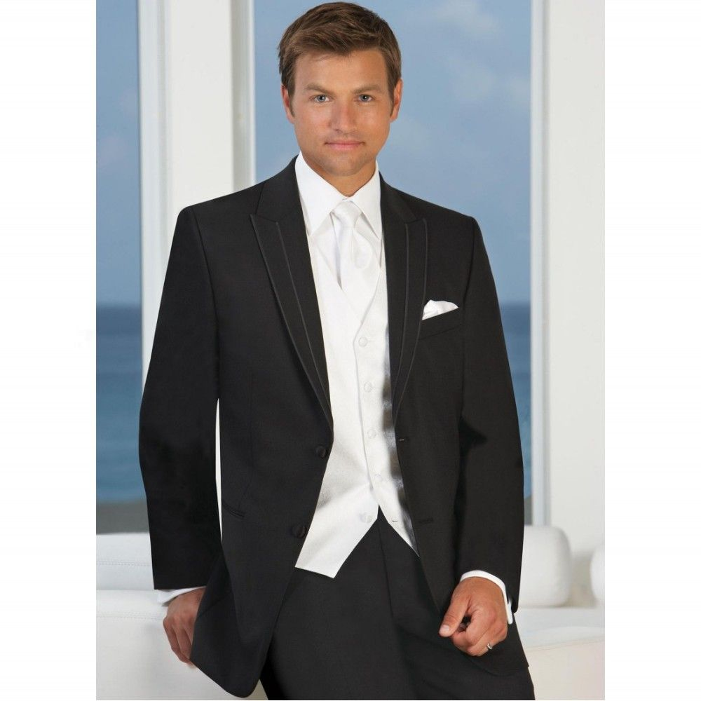 Imagini pentru black wedding suits for men | DHGATE COM/ ALI ...