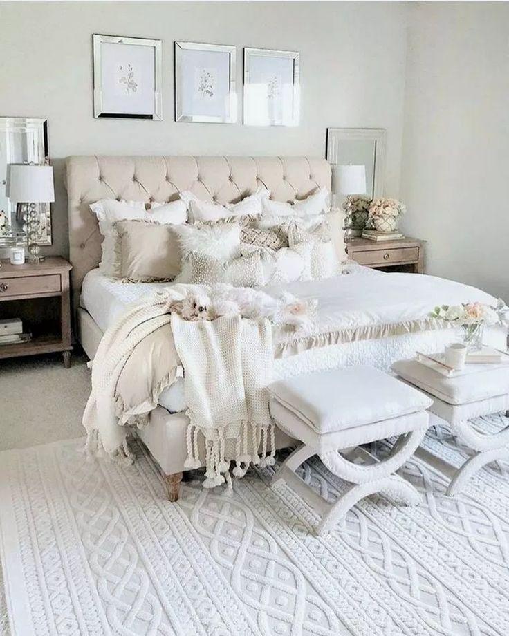 36 Choosing Good Dreamy Master Bedroom Ideas And Designs Goodbedroom Bedroomd Zimmer Einrichten Luxusschlafzimmer Schlafzimmer Inspirationen