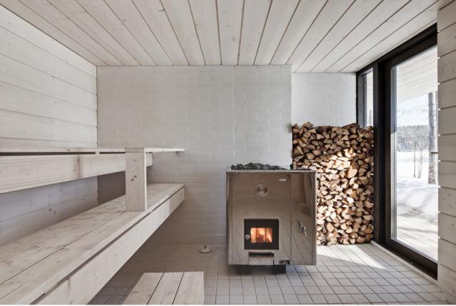 Pin von Johanna Nuutinen auf Bathroom | Pinterest | Saunas, Finnland ...