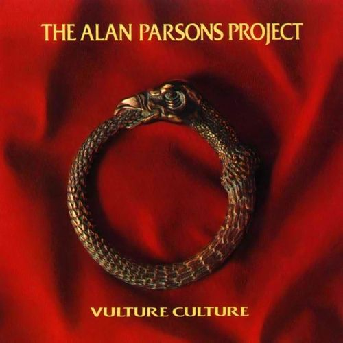 Alan Parsons 1984 Release Vulture Culture My Music Collection