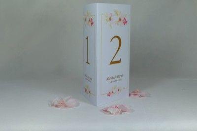 Numerki Numery Na Stol Watercoulor Personalizacj 6515794177 Oficjalne Archiwum Allegro Book Cover Home Decor Decor