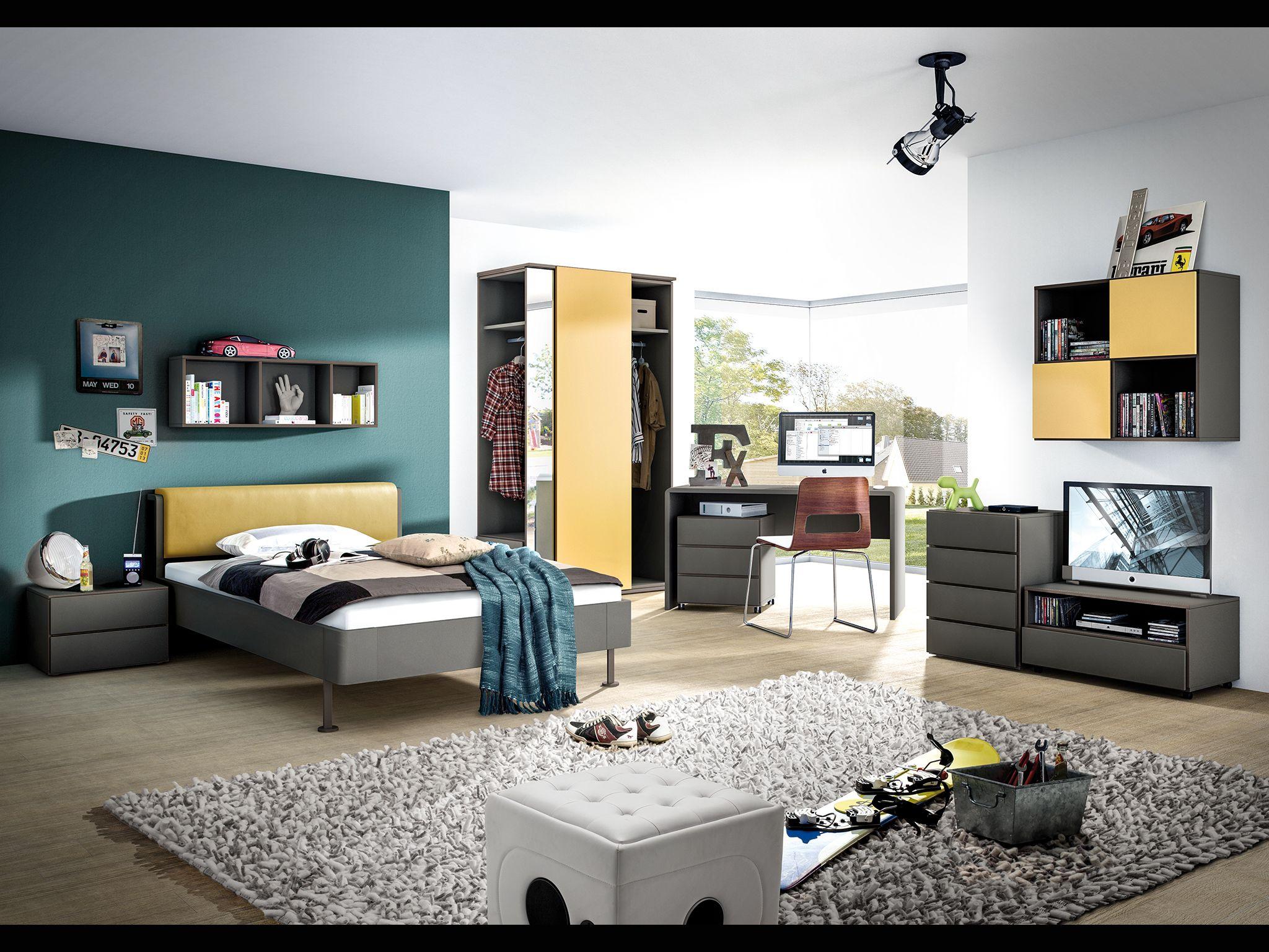 Moderne jeugdkamer ultra van rohr verkrijgbaar in for Chambre de luxe moderne