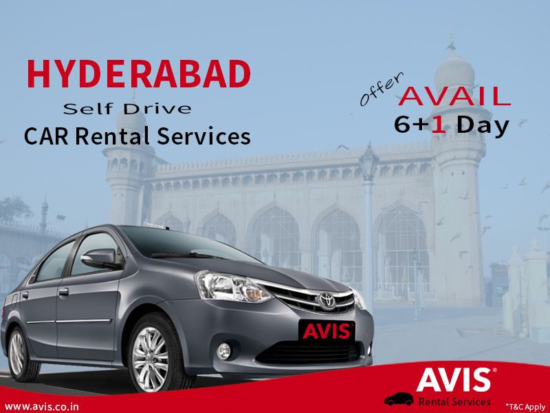 Pin by Avis India on Self Drive Car Rental in Hyderabad