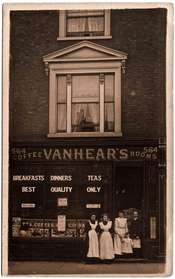 Shops 0002 Version 4 East London Victorian London London