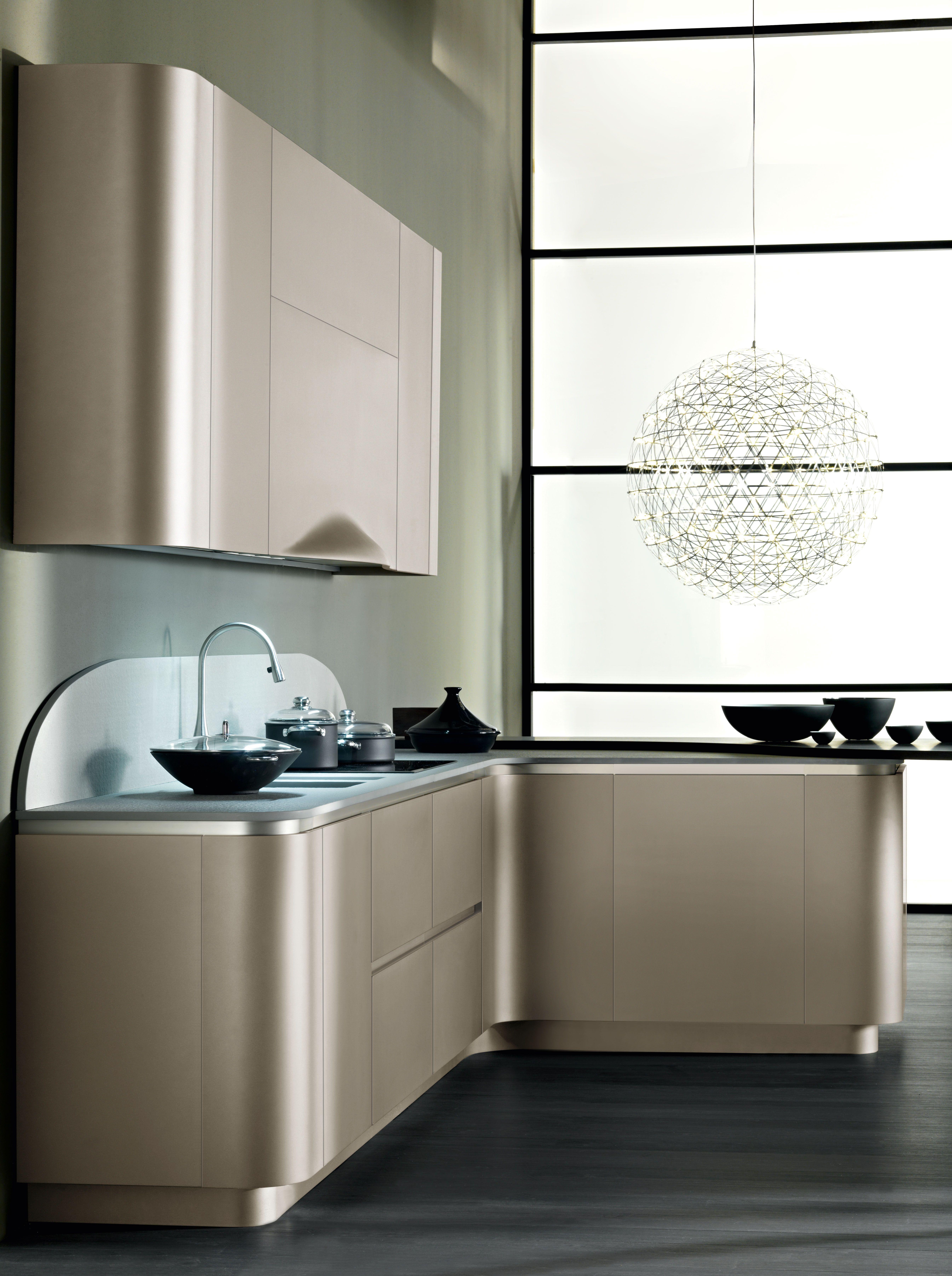 Snaidero #Cucine #Kitchen Ola 20, Pininfarina Design. MICA ...