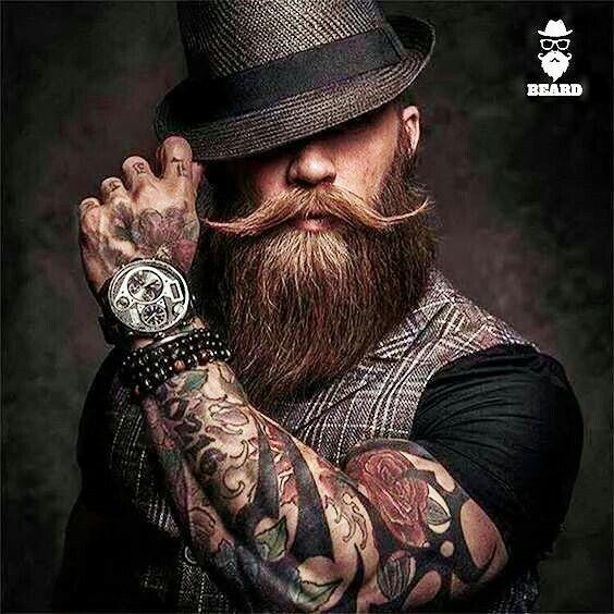 pingl par kati edwards sur beards pinterest barbe barbe homme et coiffure homme. Black Bedroom Furniture Sets. Home Design Ideas