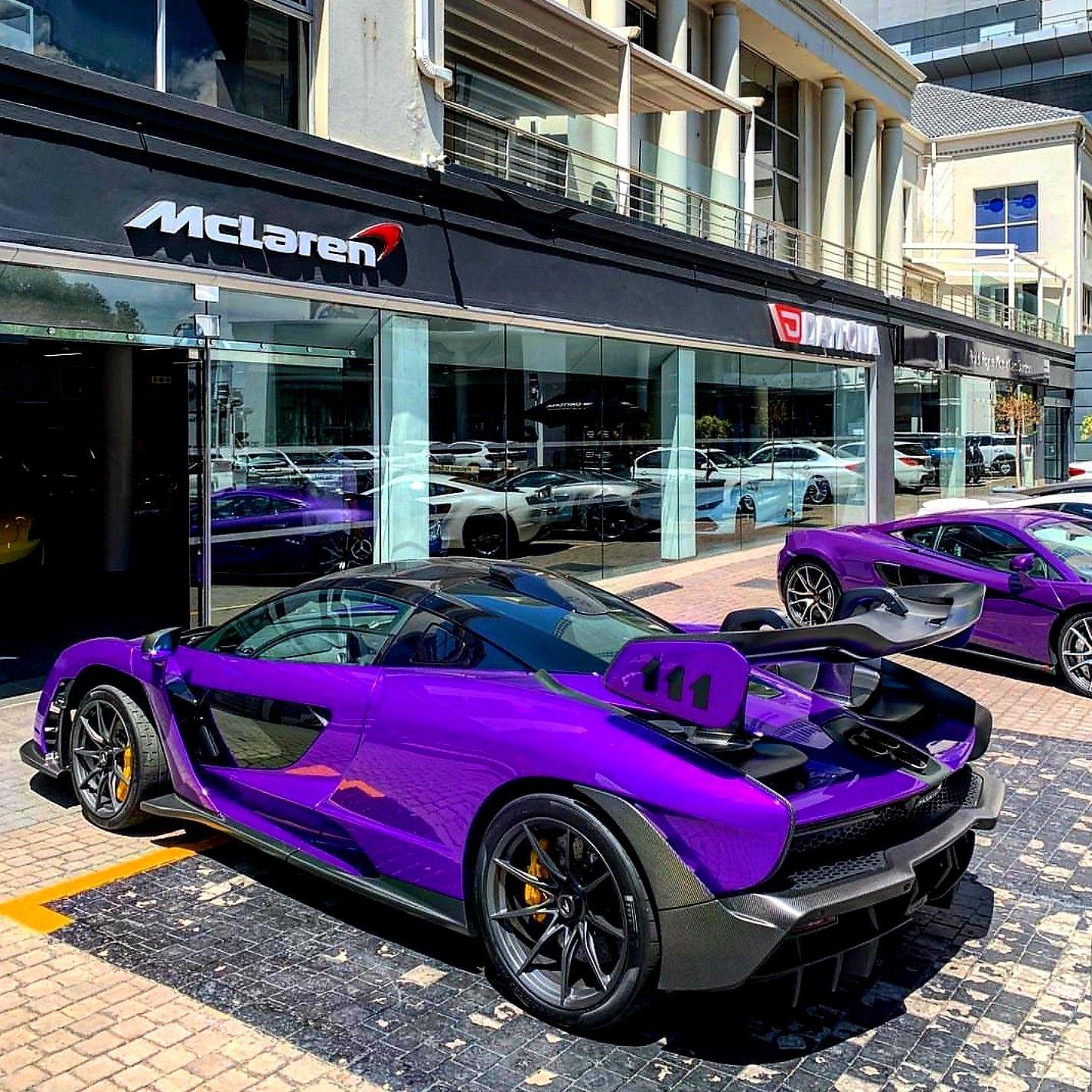 Mclaren Senna Car Neiro Insta Z Litwhips Luxury Cars