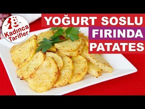 Yoğurtlu Patates Yapımı Videosu