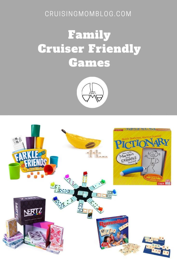 family cruiser friendly games  card games for kids group