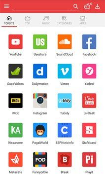 Download Vidmate BAR and APK for Blackberry 10 devices With