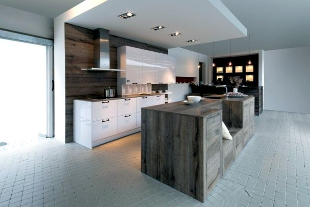 Innovative Kitchen Design Cool Kitchen Design Solutions Rotpunkt Combine Innovation And Tradition Decorating Inspiration