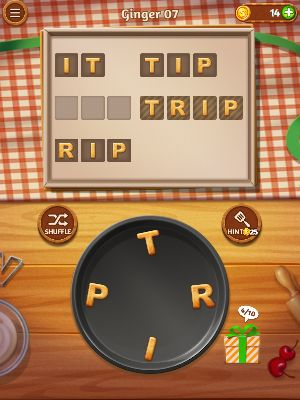 Can anyone help me solve this puzzle? #wordcookies