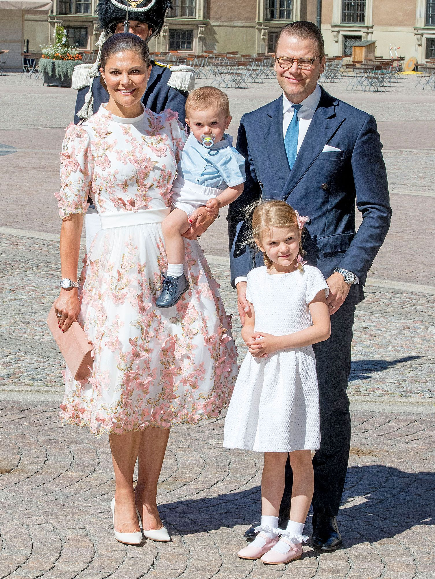 See the Swedish Royal Family (and All their Adorable Kids ...