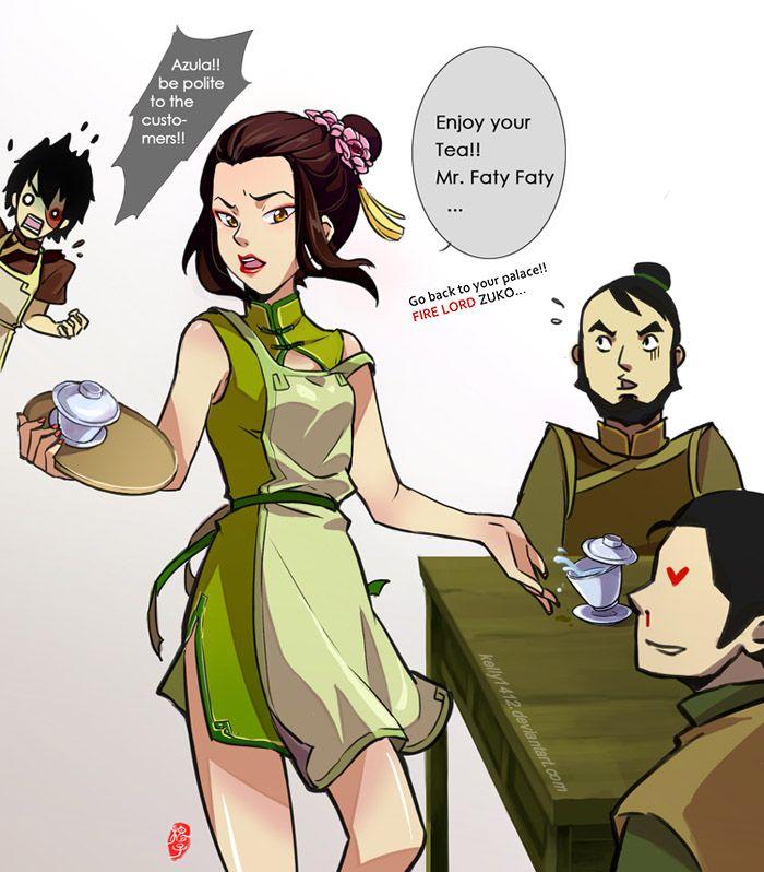 Avatar Zuko And Jin Pesquisa Google