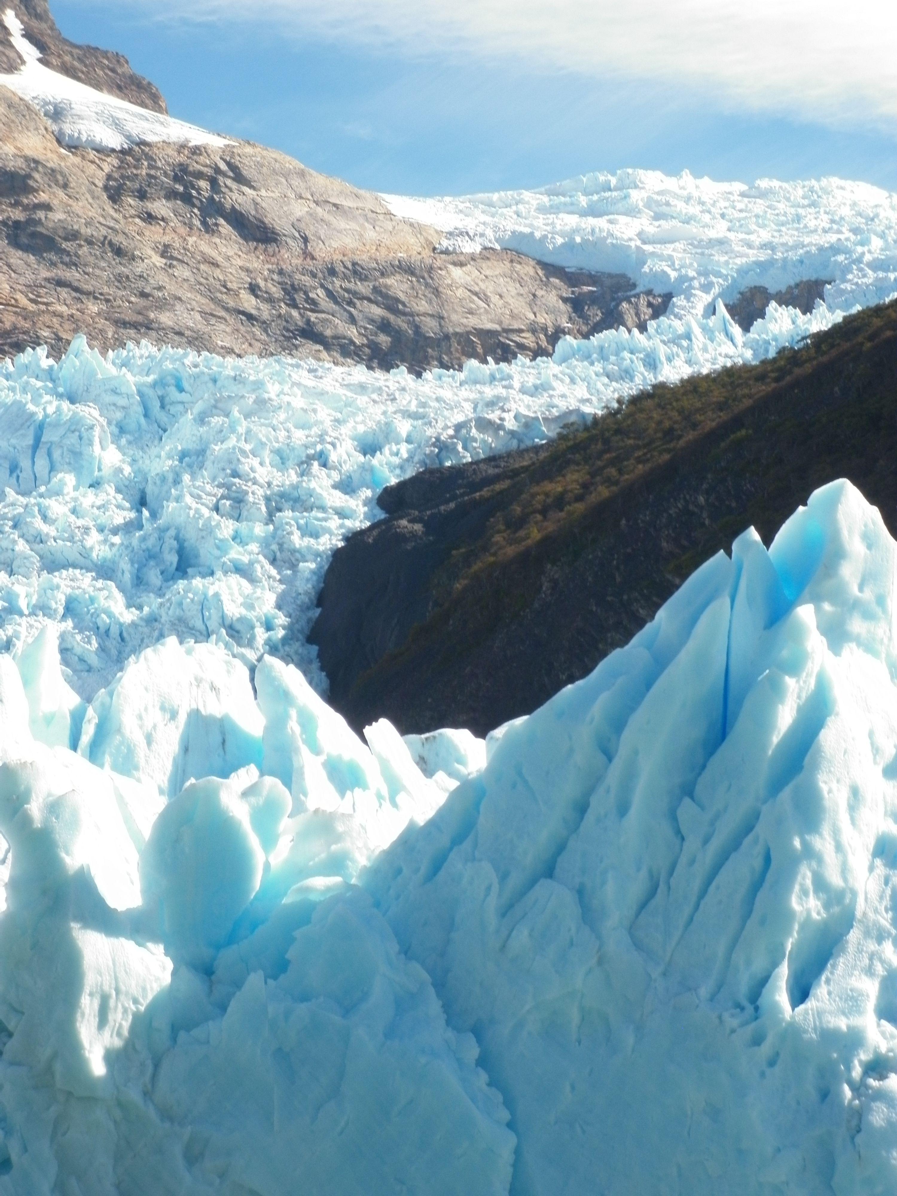 .:Glaciar Spegazzini, El Calafate Argentina:.