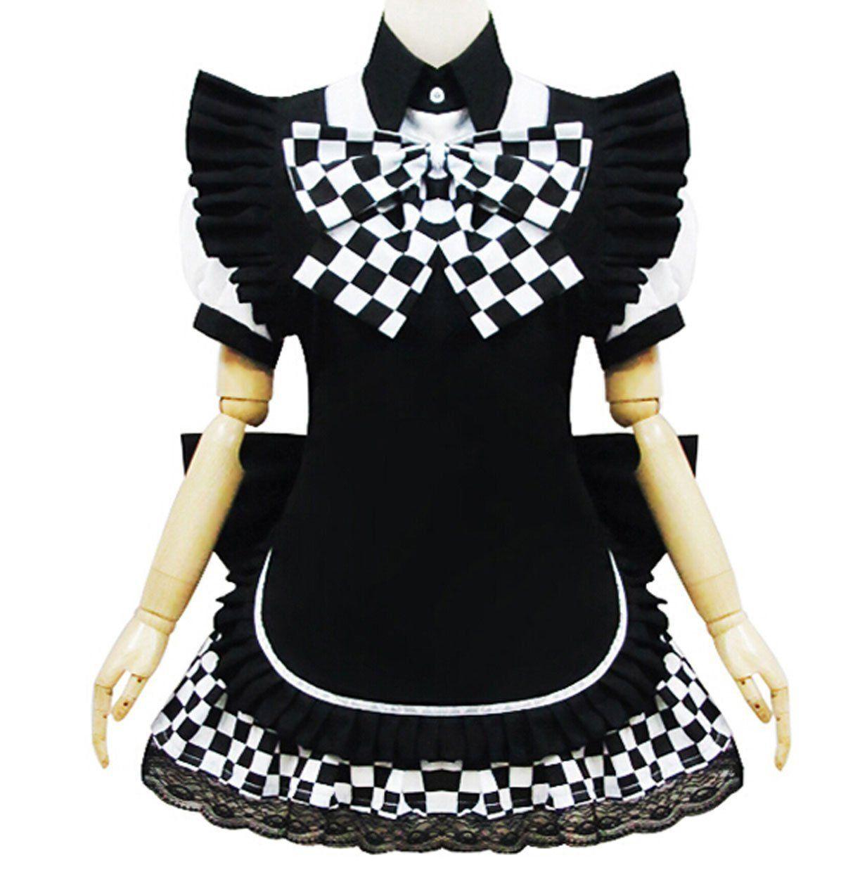 Relaxcos Haiyore Nyaruani Nyaruko Maid Outfit Cosplay
