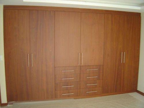 Elaboración e instalación de muebles de cocina, closets, puertas ...