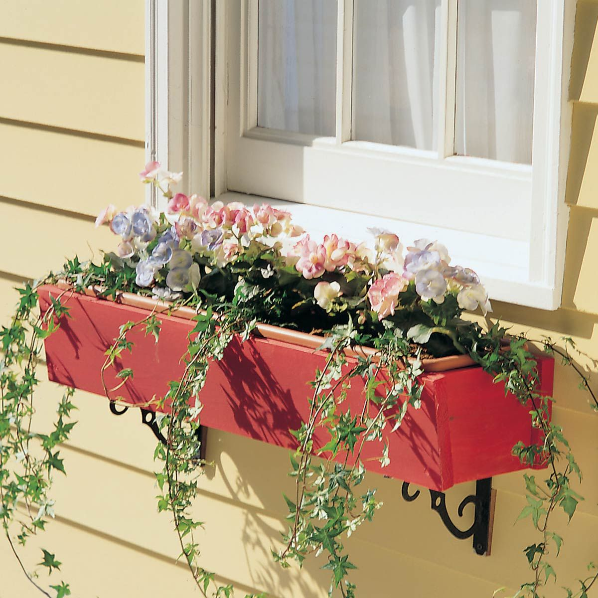 How to Make a Window Box That is RotResistant Wood