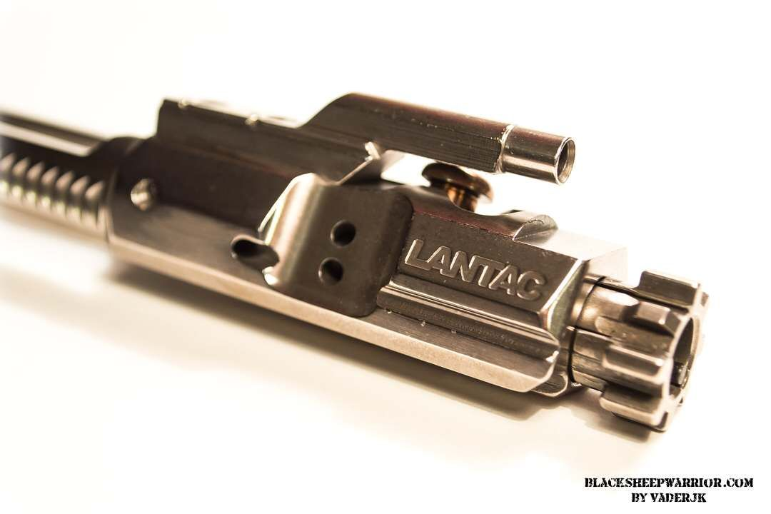 Lantac Enhanced Bolt Carrier Group (E-BCG) Review | Gun
