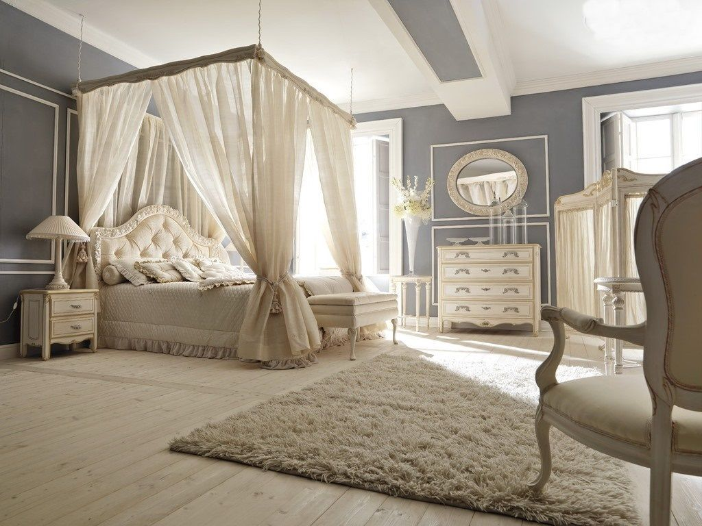 Romantic Canopy Bed Ideas 50 of the most amazing master bedrooms we've ever seen | curtain